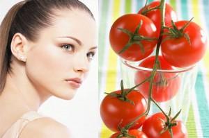 Cách làm đẹp da nhờn từ cà chua giúp thu nhỏ lỗ chân lông