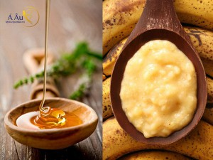 Khoai tây + mật ong là cặp bài trùng trong việc căng da mặt.