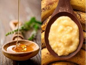 Cách làm mặt nạ chuối mật ong rất đơn giản, dễ dàng thực hiện tại nhà