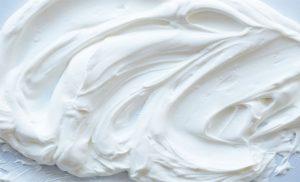 Sữa chua làm mát và làm sạch da
